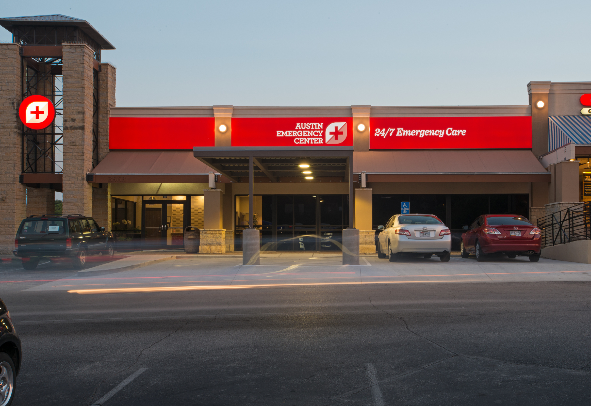 New Emergency Room Project Completed! - Spaces Designed Interior ...